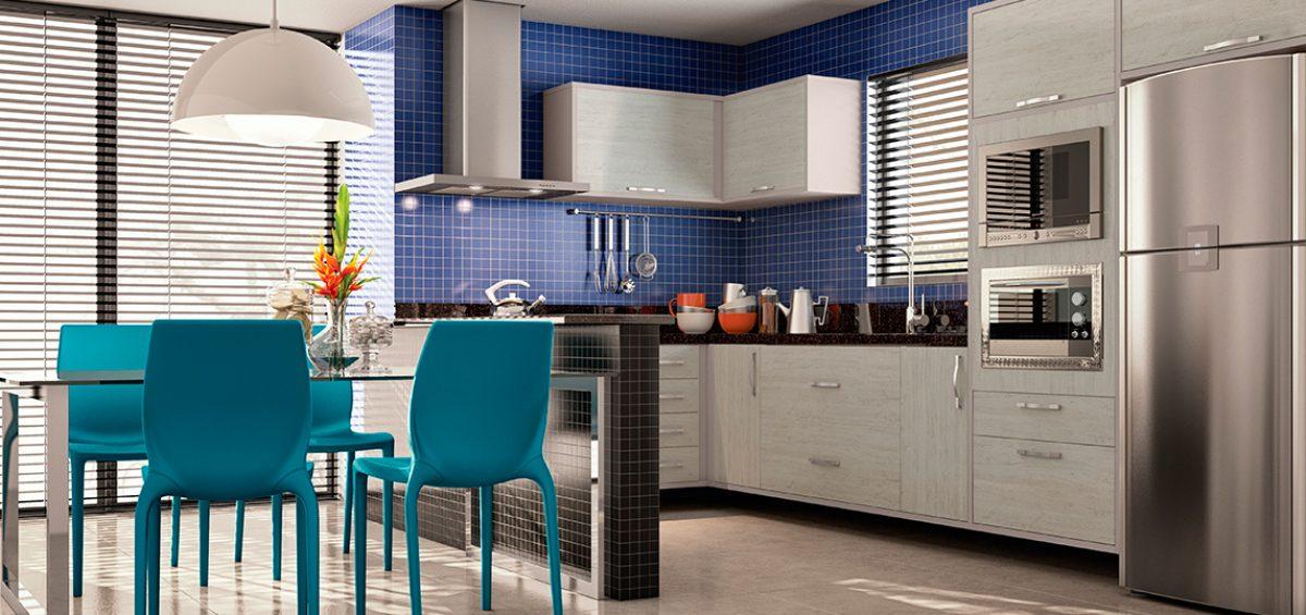 Cozinha Planejada Novo Macuco