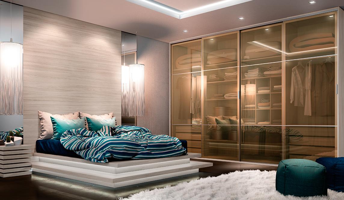 Dormitorio Planejado Novo Macuco