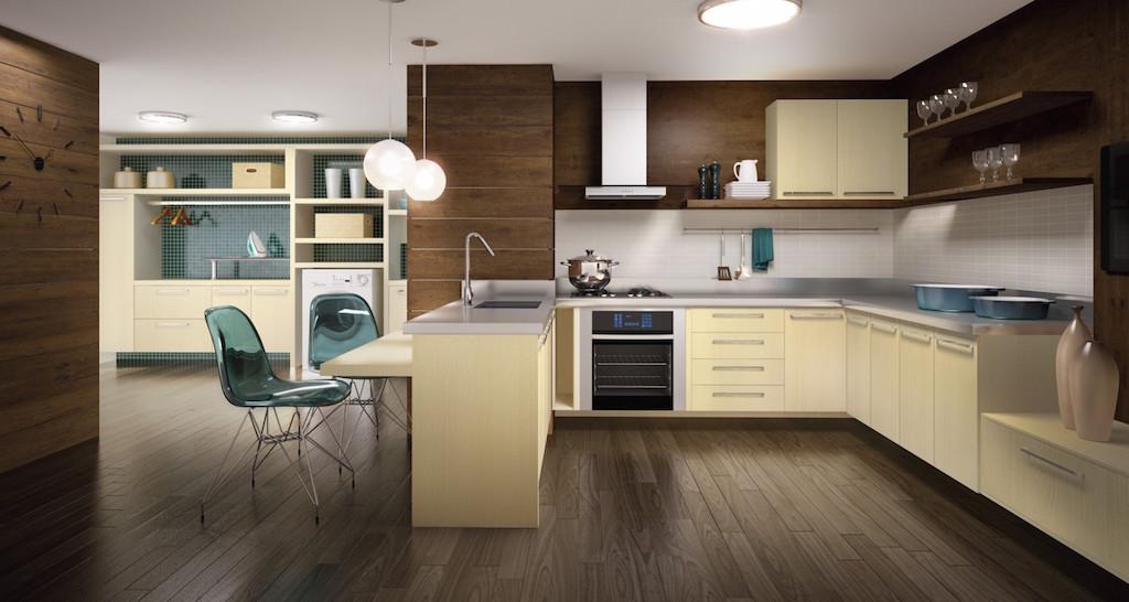Cozinha Amarela Simonetto