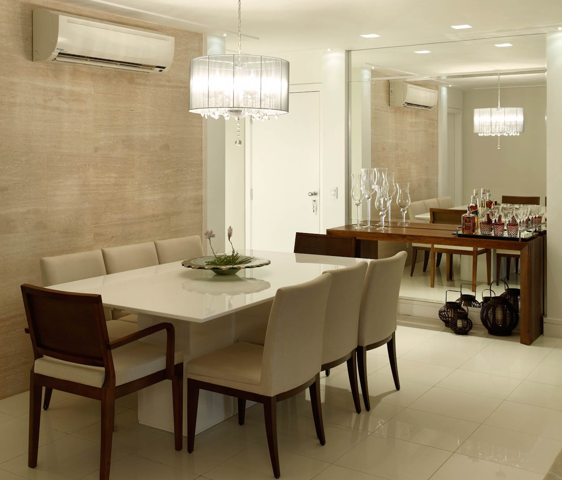 Conheça nossa proposta em salas de jantar na loja de móveis em