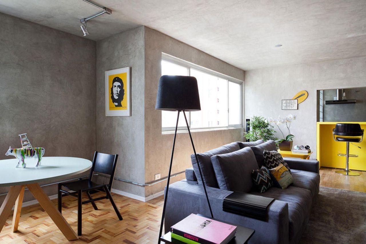 Tudo O Que Voc Precisa Saber Para Montar Sua Sala Novo Macuco -> Sala De Estar Ambientes Decorados