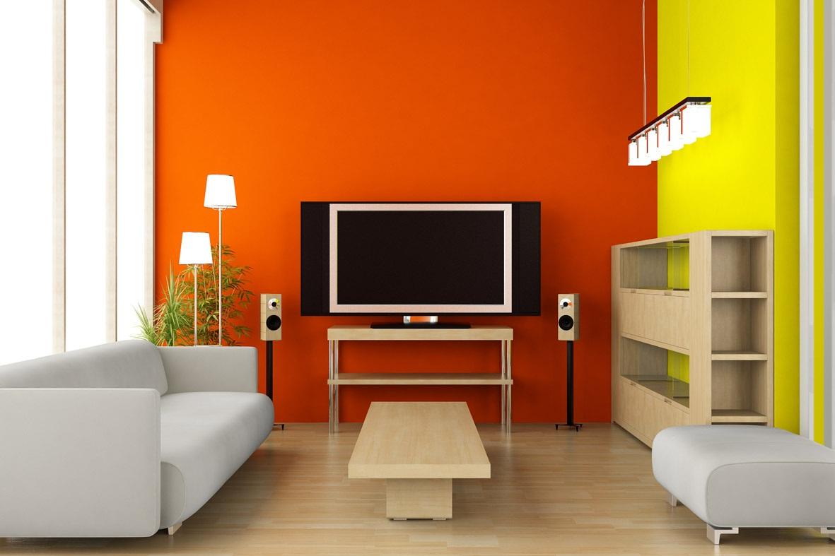 Escolhendo as cores para sua casa